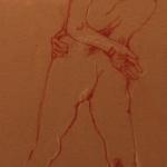 croquis et dessins de nu, modèles vivants